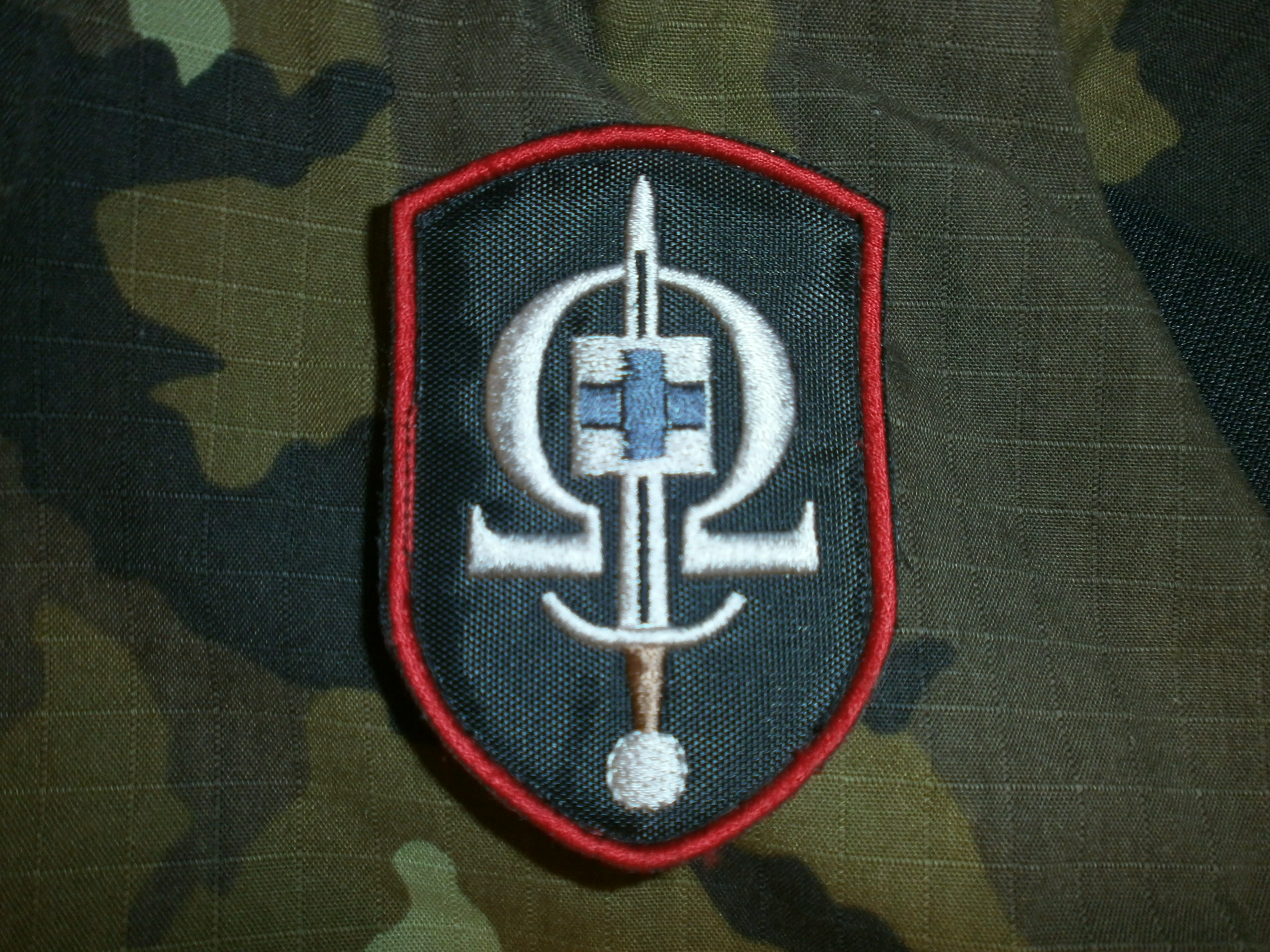 Výšivka (patch) REGI Base